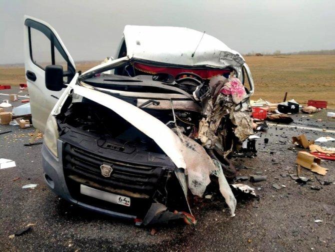 27-летний водитель погиб в ДТП в Енотаевском районе Астраханской области (2)