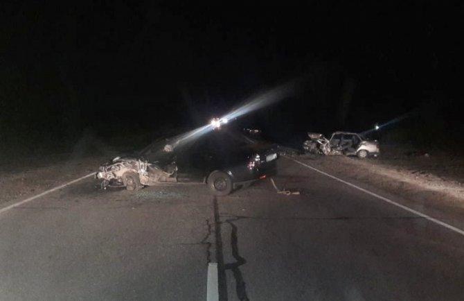 Мужчина погиб в ДТП на трассе «Каспий» в Астраханской области (2)