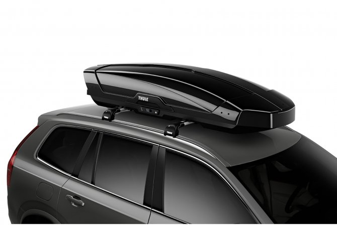 автобокс Thule Motion XT-XL