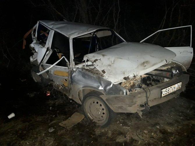 Беременная женщина погибла в ДТП в Самарской области по вине пьяного водителя (3)