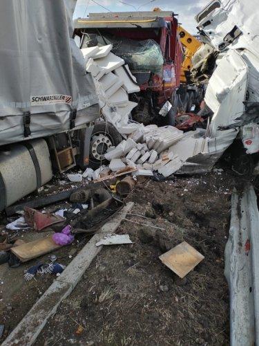В ДТП в Воронежской области погиб человек (3)