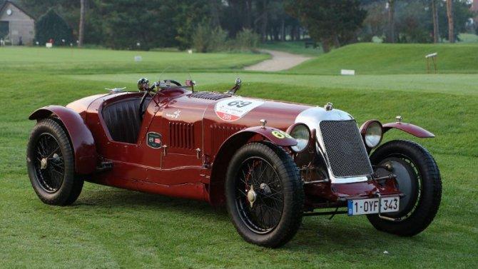 Фирма Maserati отметила 95-летие своего участия вавтоспорте