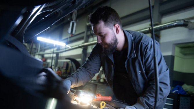 Шиномонтаж, проверка систем кондиционирования и защитные процедуры по покрытию кузова вошли в тройку самых востребованных сервисных работ в весенний период