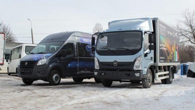 Автомобили ГАЗ можно протестировать в течение 14 дней
