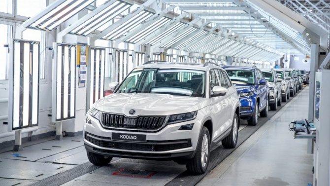 Важное событие на ключевом рынке для ŠKODA: 750 000 автомобилей, произведенных в России