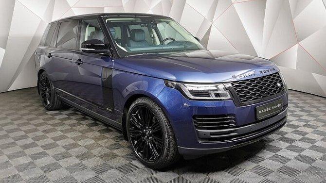 Range Rover 4.4 V8 в наличии только в «АВИЛОН»!