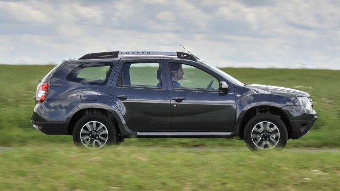Начались испытания удлинённой версии Dacia Duster