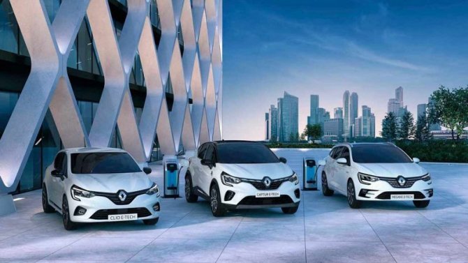 Фирма Renault создала новую марку для «зелёных» машин