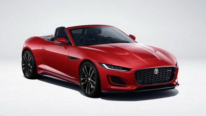 Jaguar F-Type получил новую версию исполнения