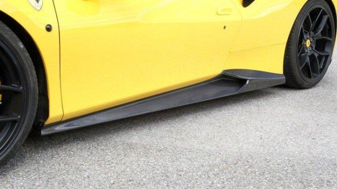 ВРоссии началось производство комплектующих для Ferrari