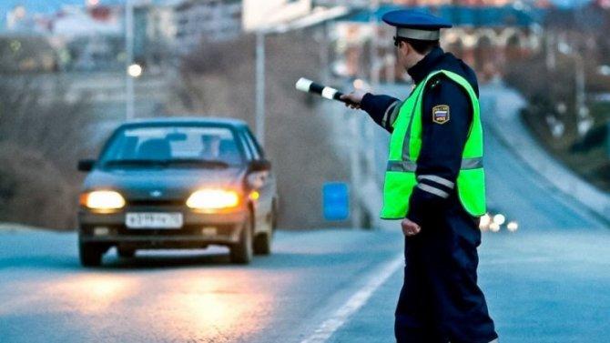 ВРоссии предложили ужесточить наказания для злостных нарушителей ПДД