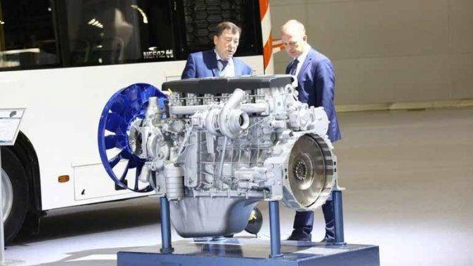 На КамАЗе начались испытания нового двигателя