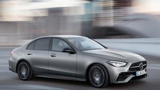 Когда вРоссии появится обновлённый Mercedes-Benz C-Кlassе?