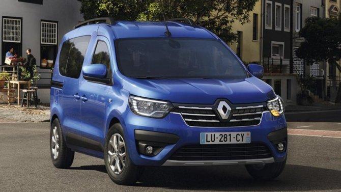 Представлен новый Renault Express