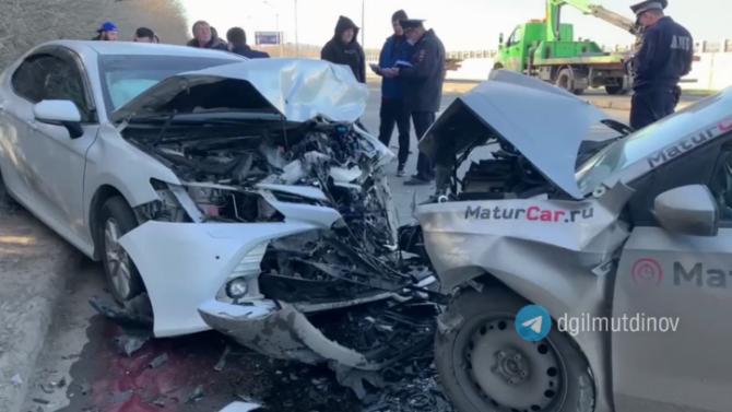 Молодой водитель погиб в ДТП в Уфе