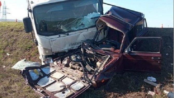 Три человека погибли в ДТП в Сорочинском районе Оренбургской области