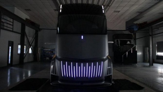 Фирма Geely разрабатывает электрический грузовик