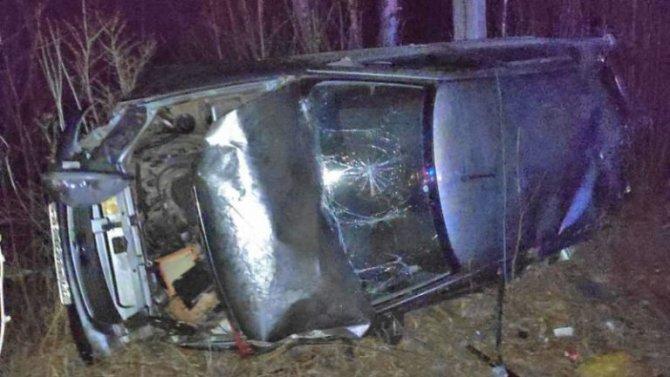 19-летний водитель «Лады» погиб в ДТП в Тамбовской области