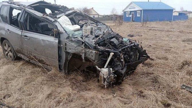 18-летний пассажир авто погиб в ДТП в Тулунском районе
