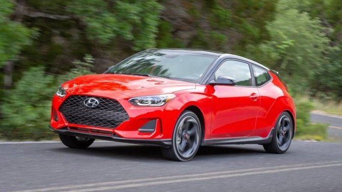 Hyundai Veloster может лишиться трёхдверной версии