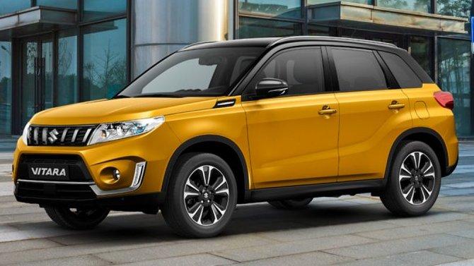 ВРоссии выросли продажи автомобилей Suzuki