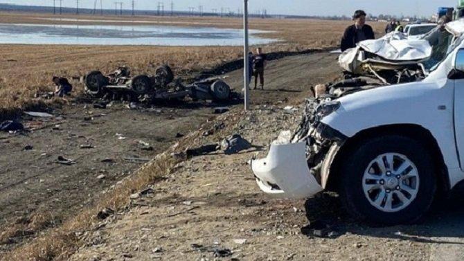 В ДТП в Усольском районе Иркутской области погиб человек