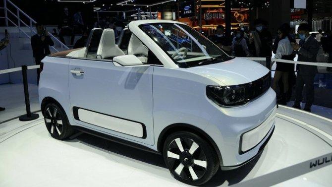 Шанхай-2021: у самого дешёвого в мире электромобиля «сорвало крышу»
