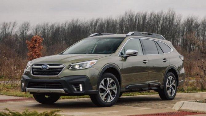 Subaru Outback для России: что под капотом?