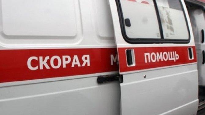 Мотоциклист пострадал в ДТП в Пензе