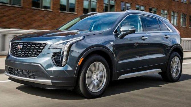 Подорожали автомобили Cadillac