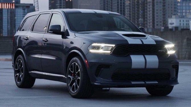 Производство Dodge Durango SRT Hellcat будет возобновлено