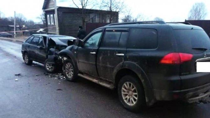 23-летняя девушка погибла в ДТП в Тверской области