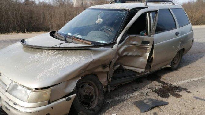 Мужчина и 10-летняя девочка пострадали в ДТП в Тверской области