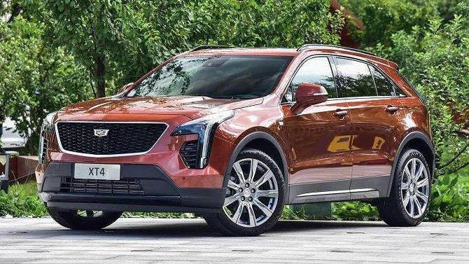 Установлен рекорд российских продаж автомобилей Cadillac