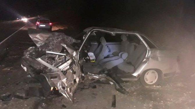Мужчина погиб в ДТП на трассе «Каспий» в Астраханской области