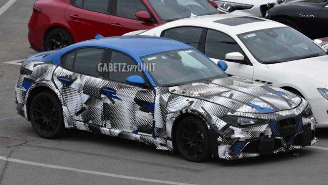 Новый Maserati GranTurismo: стало известно больше