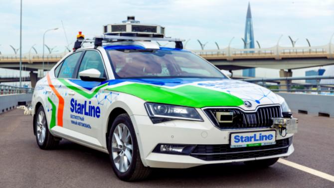 ВРоссии хотят продлить испытания беспилотных автомобилей