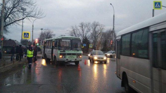 В Тамбове ПАЗ сбил 9-летнего ребенка