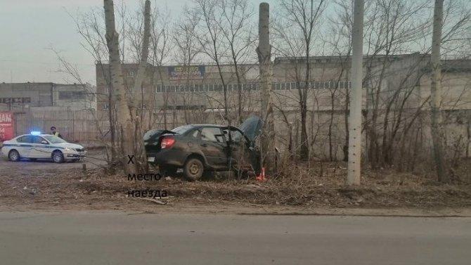 Пьяный подросток устроил ДТП с пострадавшими в Красноярске