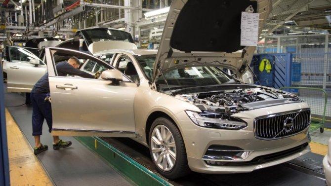 Фирма Volvo намерена сэкономить напереработке утильсырья