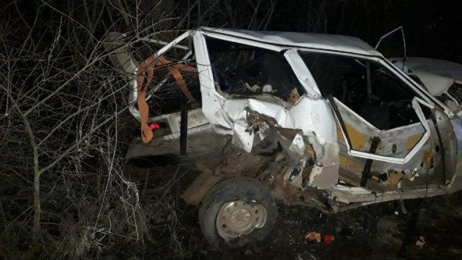 Беременная женщина погибла в ДТП в Самарской области по вине пьяного водителя