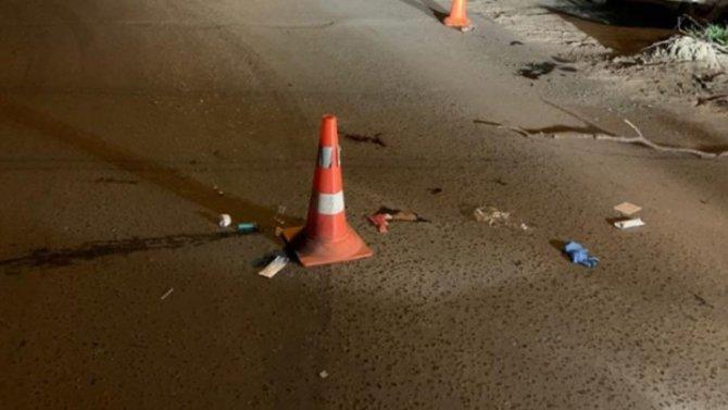 В Тамбове водитель сбил пешехода и скрылся