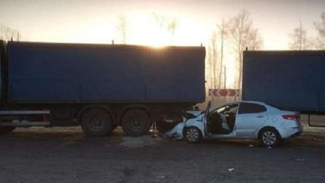 Четыре человека пострадали в ДТП в Уваровском районе Тамбовской области