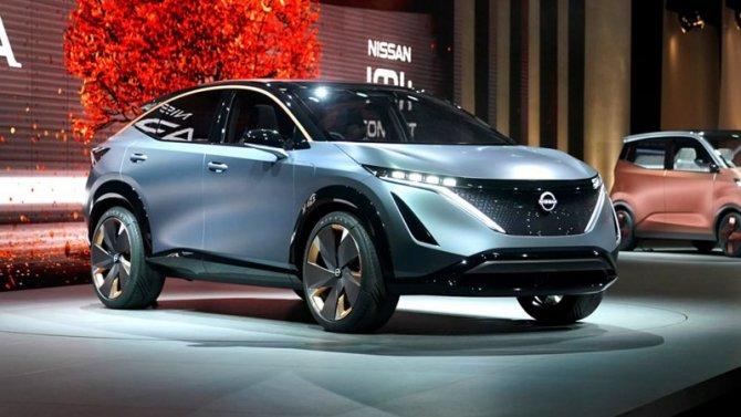 Опубликован отчёт озимних испытаниях электрокроссовера Nissan Ariya