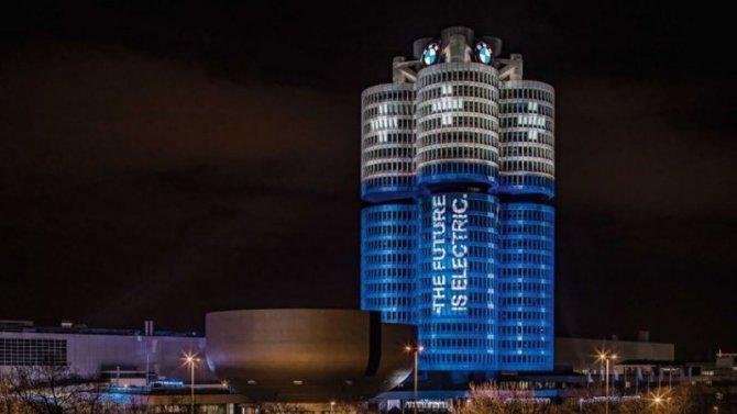 BMW разрабатывает твердотельные аккумуляторы