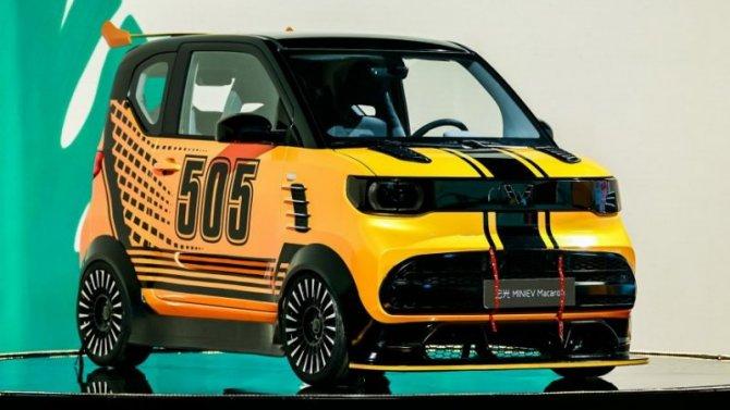 Корпорация General Motor начала производить «Макароны»