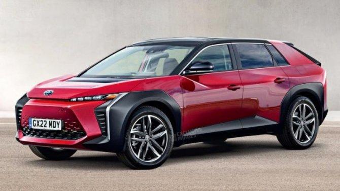 Уфирмы Toyota появится дочернее предприятие повыпуску электромобилей