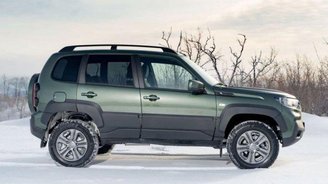 Внедорожники Lada Niva Travel будут продаваться в Боливии