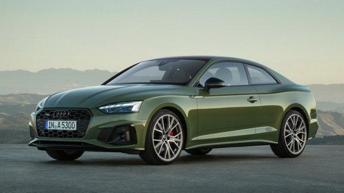 В России подешевели две модели Audi