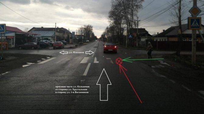 В Твери водитель сбил 17-летнюю девушку и скрылся